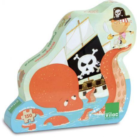 Puzzle Pirates 150 pièces - boite