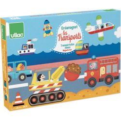 CreaMagnet Transport - coffret