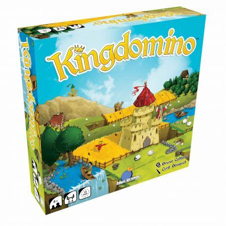 Kingdomino - boîte