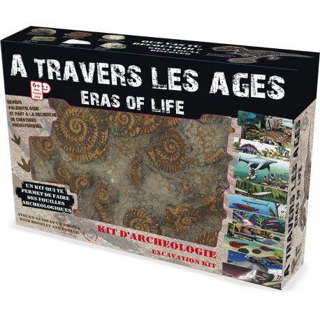 kit d'archéologue - A travers les âges