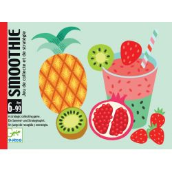 Smoothie - jeu de cartes Djeco