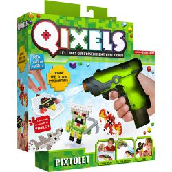 Qixels - Kit création Pixtolet