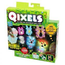 Qixels Glow - brille dans le noir