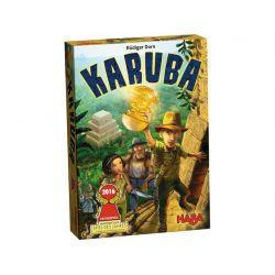 Karuba - jeu d'aventure et de stratégie - boite