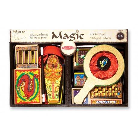 Coffret de magie de luxe - Packaging