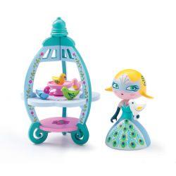 Colomba & Ze birdhouse Princesse Arty toys