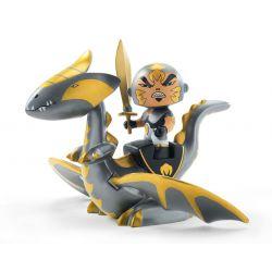 Chrome & Inferno - Chevalier Arty toys