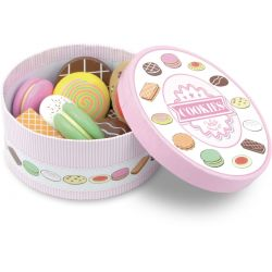 Dinette La cookies box