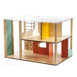Cubic House - Maison de poupées Djeco