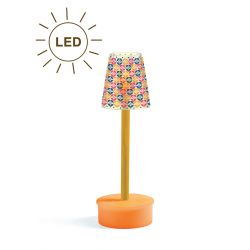 Lampe sur pied - Mobilier maison de poupées Djeco