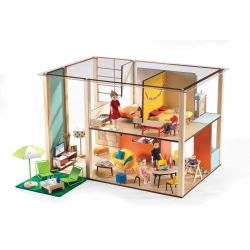 Cubic House et mobilier (photo non contractuelle)
