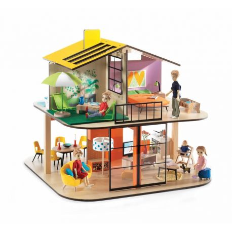 Color House et Grand pack mobilier