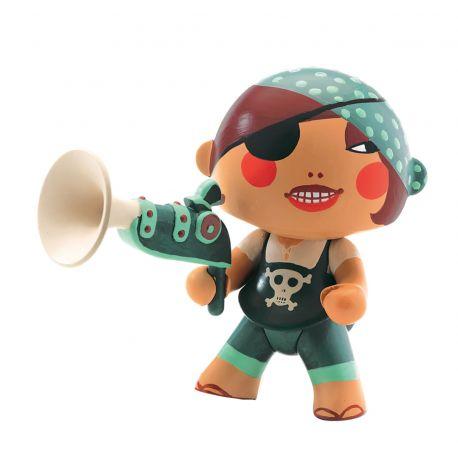 Caraïba - pirate Arty toys