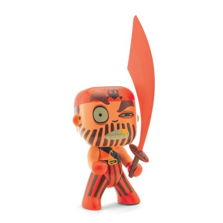 Captain red - pirate Arty toys