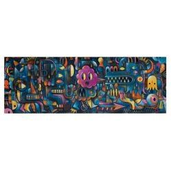 Monster Wall Puzzle Djeco - 500 pièces