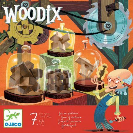 Casse tête Woodix - Pochette