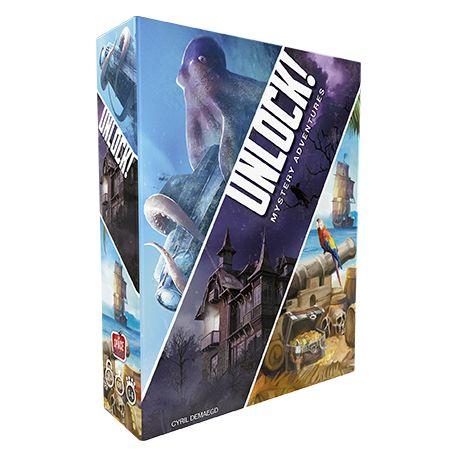 Unlock ! jeu coopératif inspiré des escape rooms
