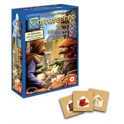 Carcassonne Extension 2 : Marchands et bâtisseurs