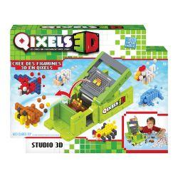 Studio 3D Qixels