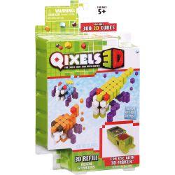 Recharge Qixels 3D Attaque Extraterrestre
