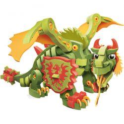 Dragon de combat Bloco
