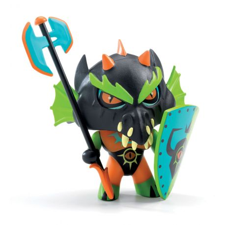 Drack knight - Chevalier Arty toys