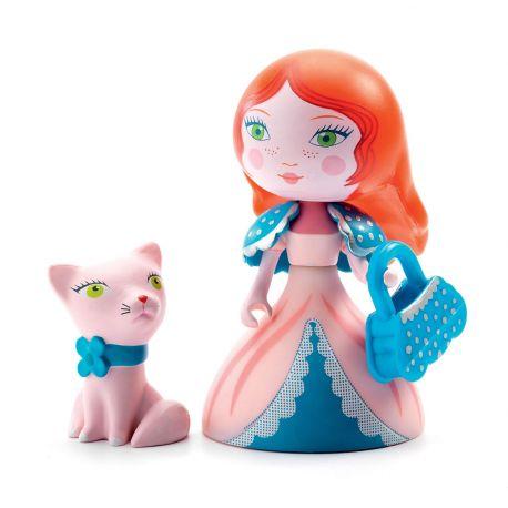 Rosa et Cat princesse Arty toys