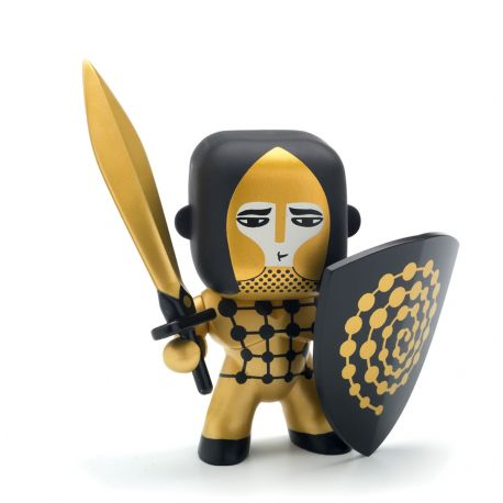 Golden Knight - Chevalier Arty toys