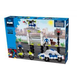 Plus plus Police Box mini basic 760 pièces