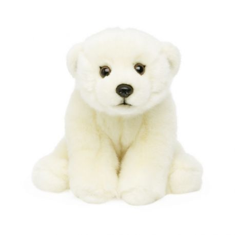 Peluche Ours polaire 15 cm