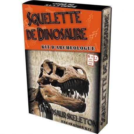 kit d'archéologue - Dinosaure - coffret