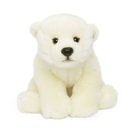 Peluche Ours polaire 23 cm