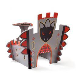 Ze dragon castle - arty toys Djeco