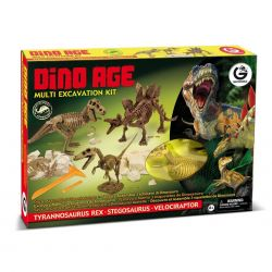 Kit de fouille l'âge des dinosaures
