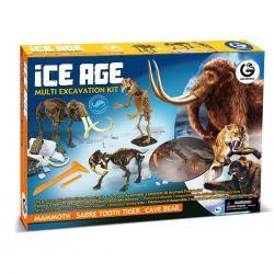 Kit de fouille l'âge de glace
