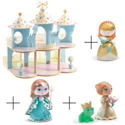 Pack Ze princesses Castle