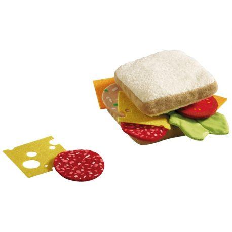 Dinette Sandwich en feutrine