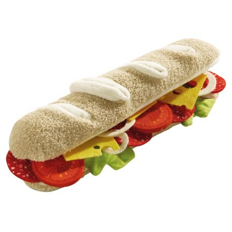 Dinette Sandwich en tissu