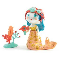 Princesse Arty toys Aby & Blue