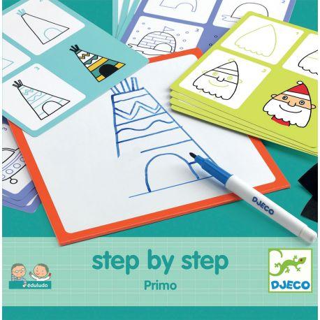 Step by step Primo - Djeco