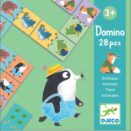 Domino Animaux