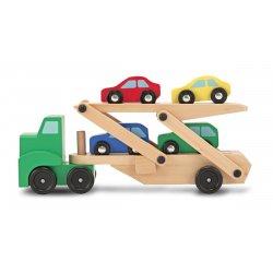 Camion porte voitures en bois Melissa et Doug