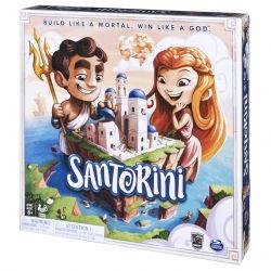 Santorini - jeu de stratégie et de construction