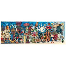Fantasy orchestra Puzzle Djeco 500 pièces