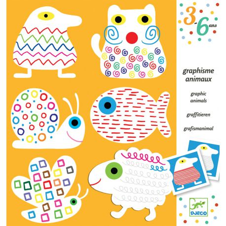 Graphisme animaux