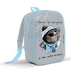 Grand sac à dos Docteur de doudou