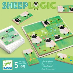 Sheep Logic - jeu de logique