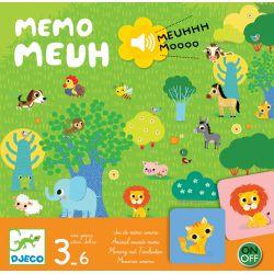 Mémo sonore - Memo Meuh