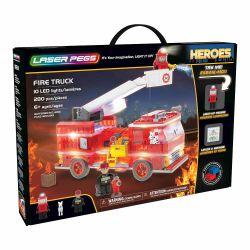 Camion de pompiers Laser Pegs