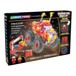 Fire's Fury Monter Rally Laser Pegs
